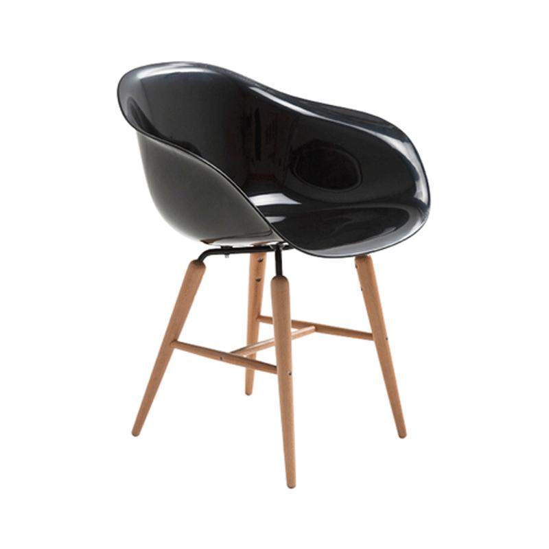 Arm stoel Forum Wood