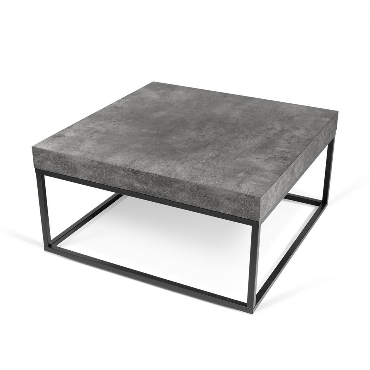 Salontafel betonlook 75 cm