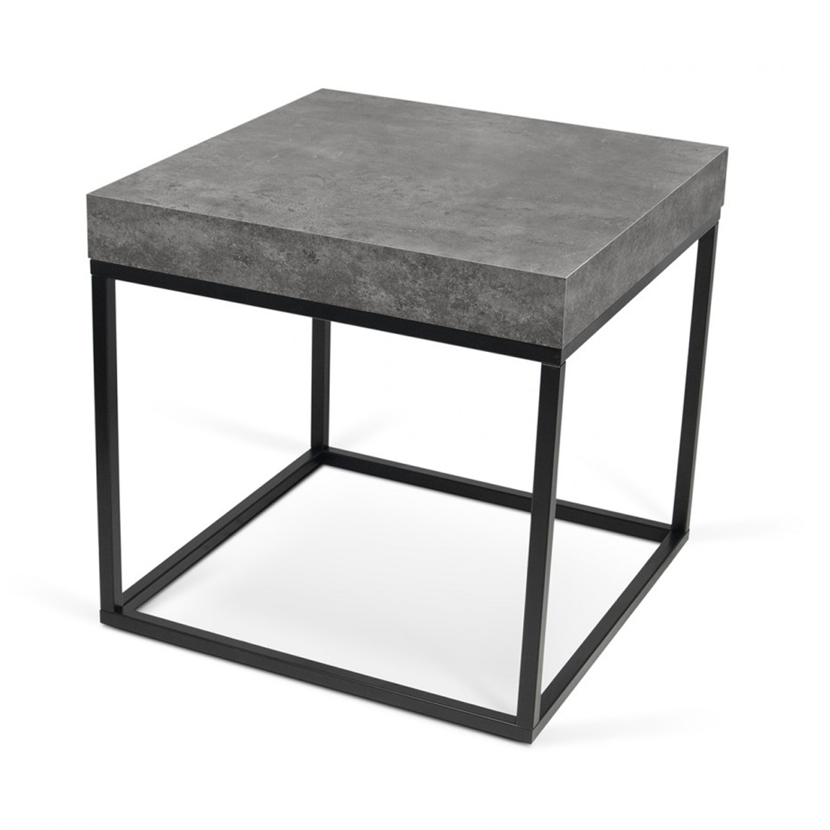 Bijzettafel betonlook