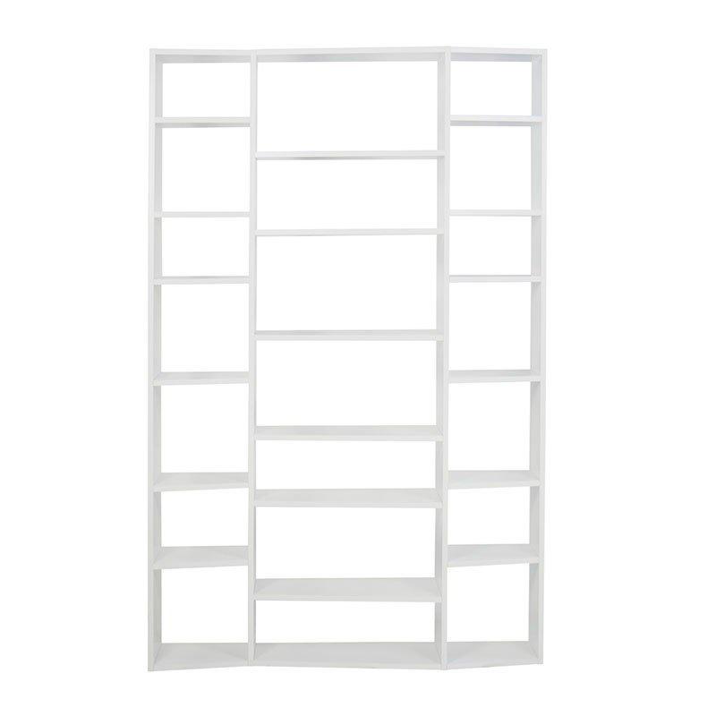 Boekenkast mat 144 cm breed