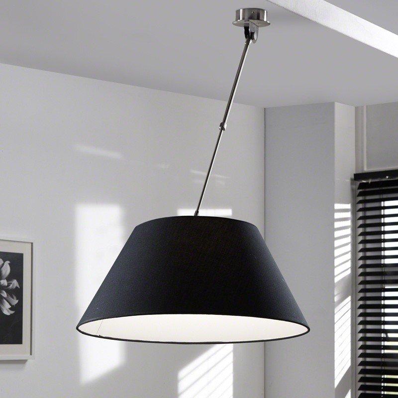 Design hanglamp Santa Junta R Zwart