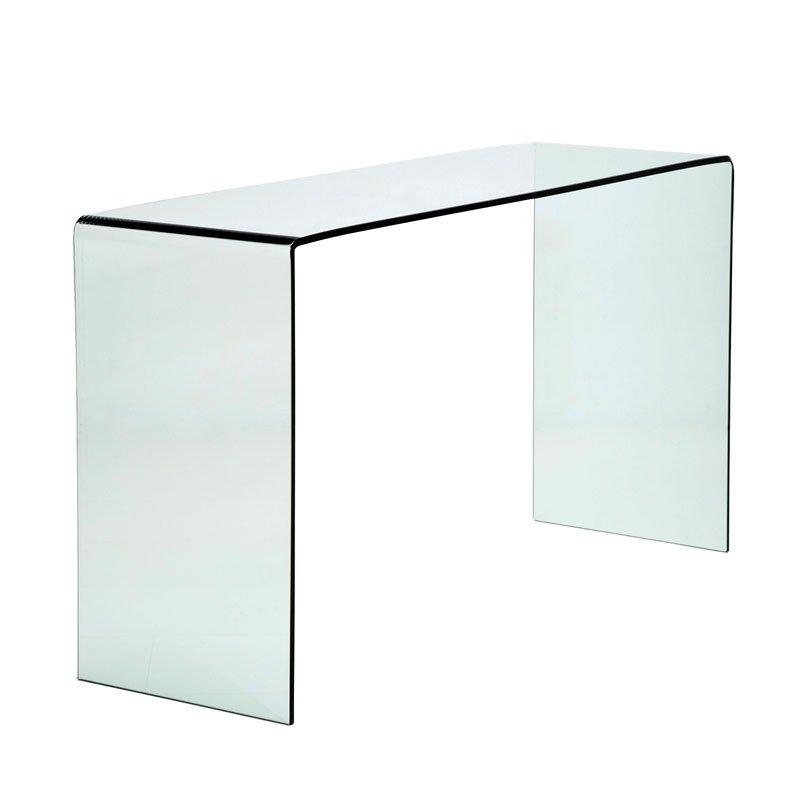 Moderne Glazen Sidetable.Glazen Sidetable Giani Clear 110