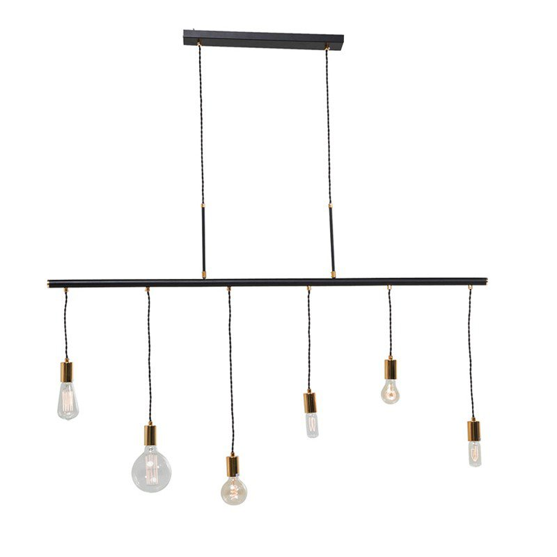 Hanglamp Pole Six