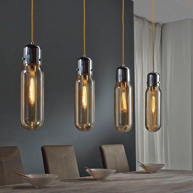 Hanglamp glas Santa Ambra 4