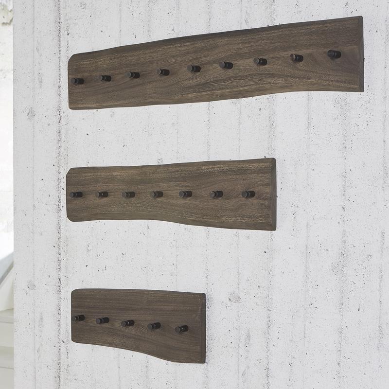 Kapstok houten stam 5