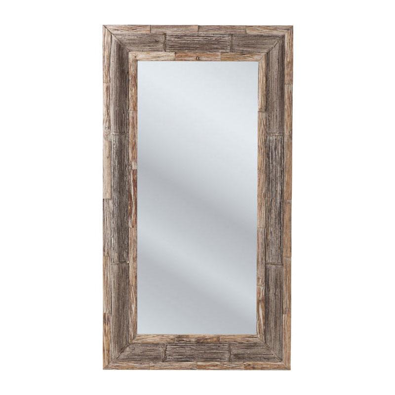 Spiegel Kare Design kare design gobi vintage houten spiegel lumz