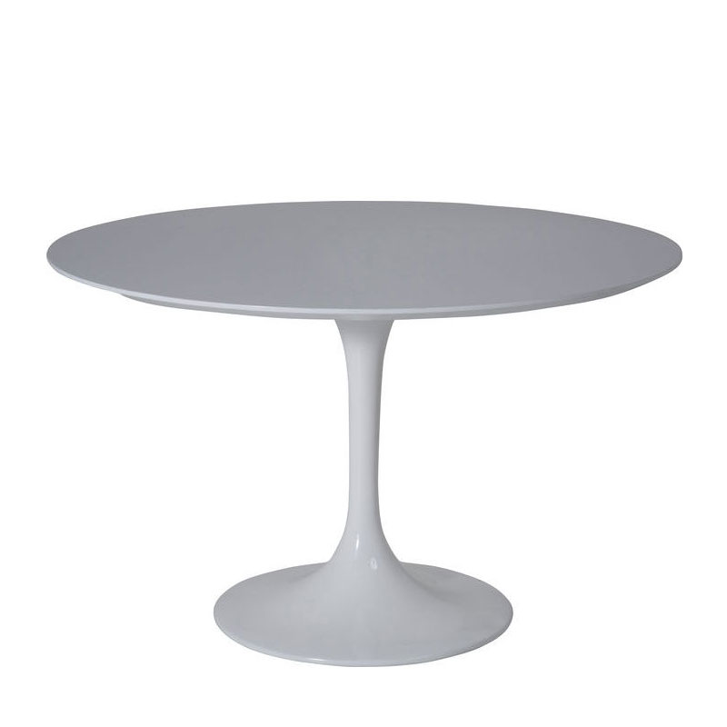 Design Witte Eettafel.Kare Design Invitation Witte Ronde Eettafel Lumz