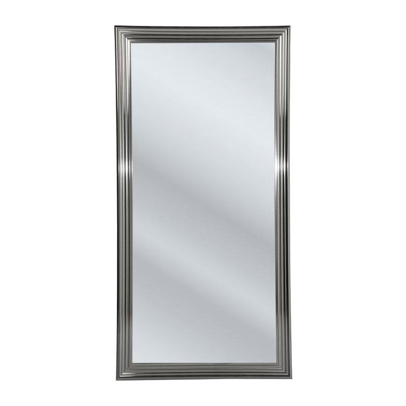 kare design silver design spiegel lumz. Black Bedroom Furniture Sets. Home Design Ideas
