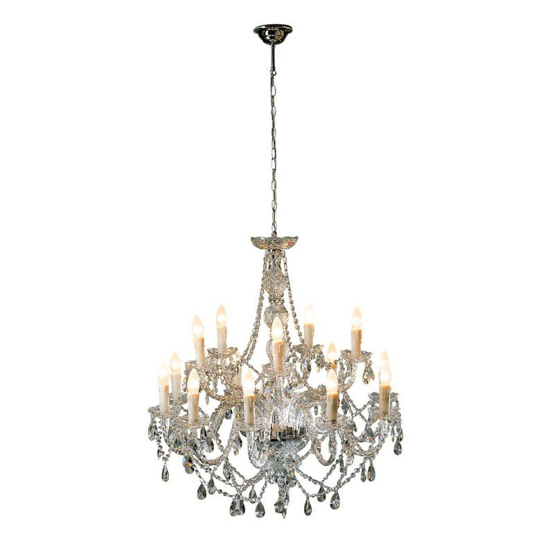 Kroonluchter Gioiello Crystal Clea