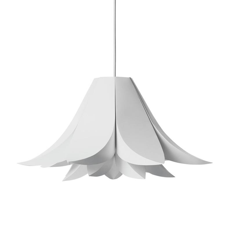 Witte design hanglamp