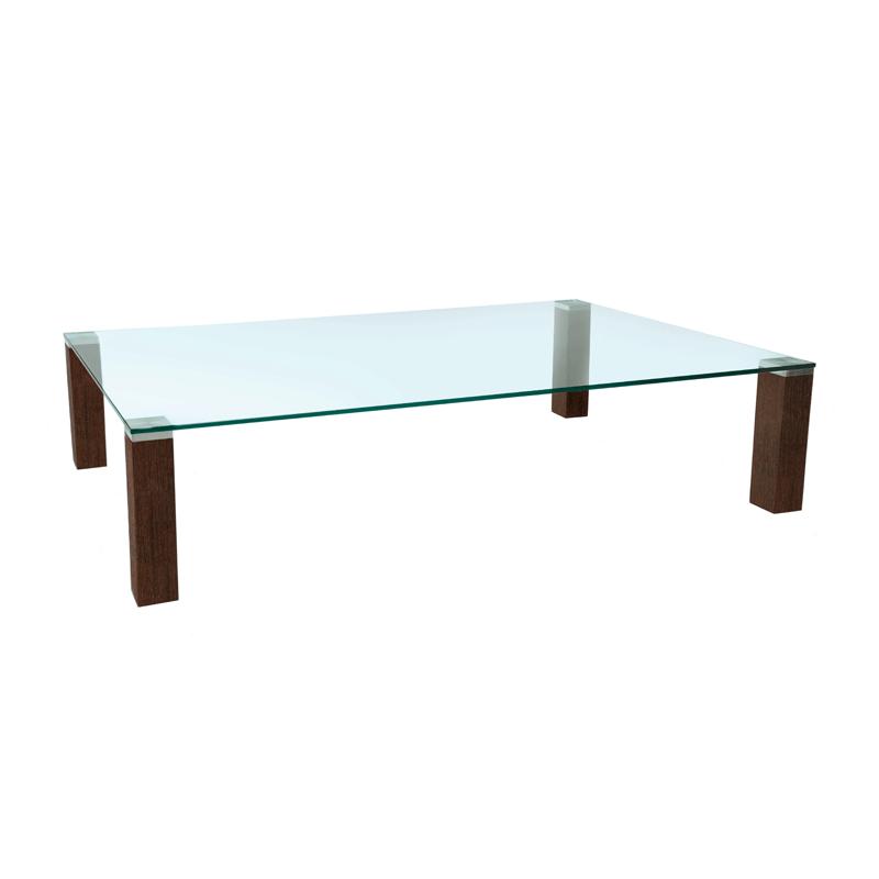 Rechthoekige Glazen Tafel.Rechthoekige Salontafel Glas Odetta N Onlinedesignmeubel Be