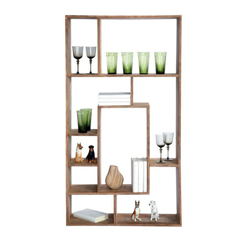 Roomdivider hout Authentico 150