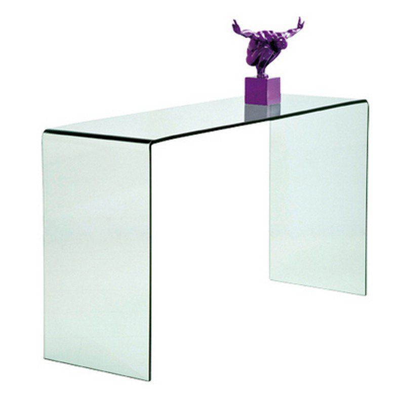 Sidetable glas Clear Club