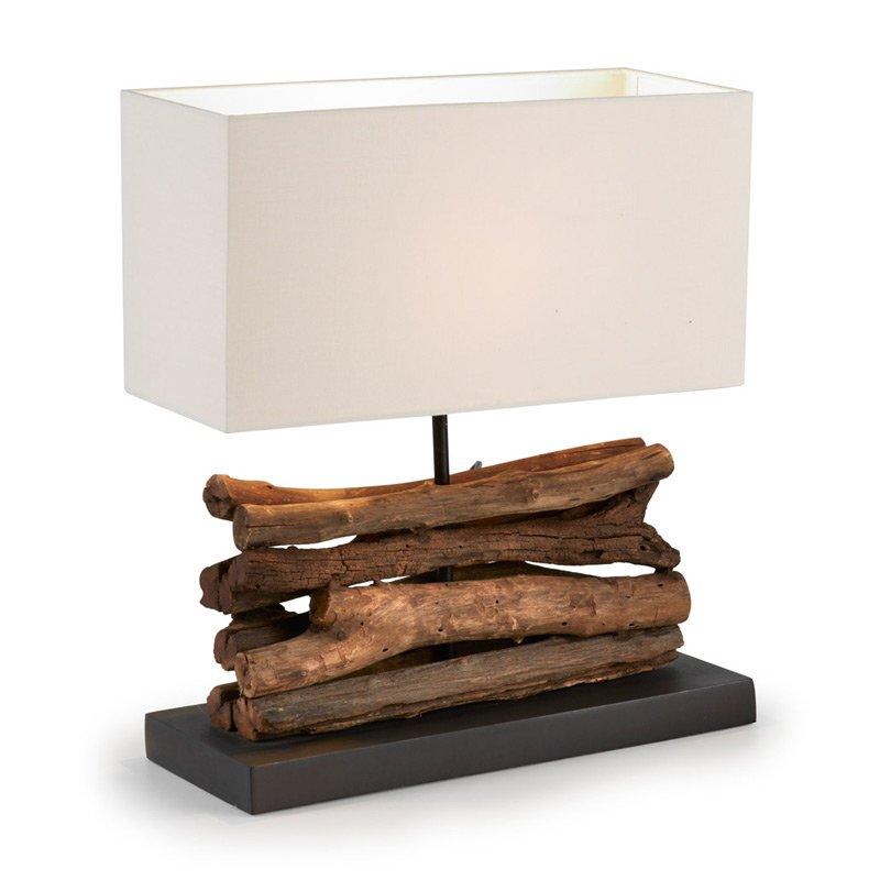 Rustieke tafellamp