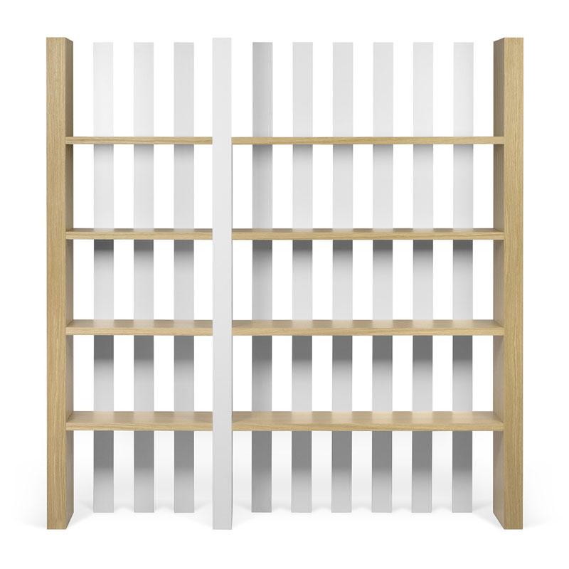 Tundo Bounce | Design boekenkast van hout | LUMZ