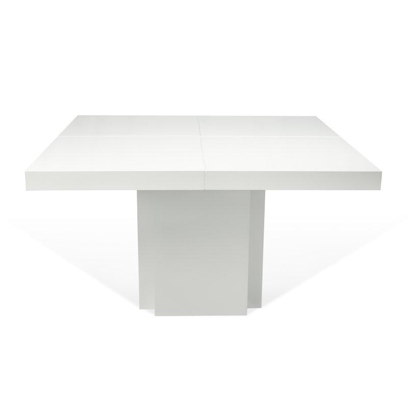 Eettafel Wit Vierkant.Hoogglans Eettafel Tundo Marcos V Onlinedesignmeubel Be