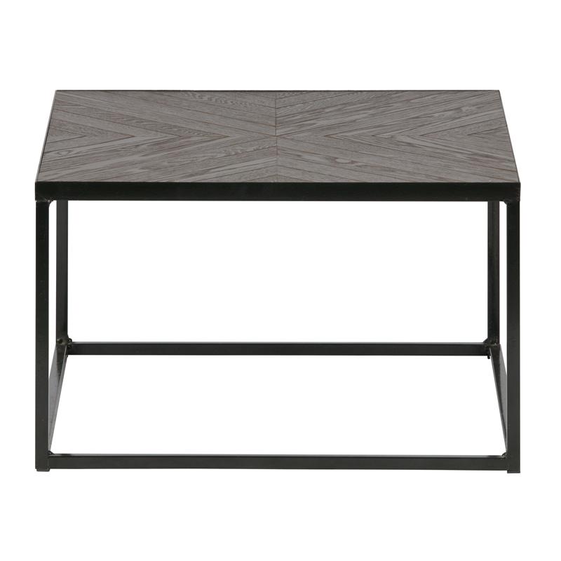 Vierkante koffietafel 60 x 60 cm