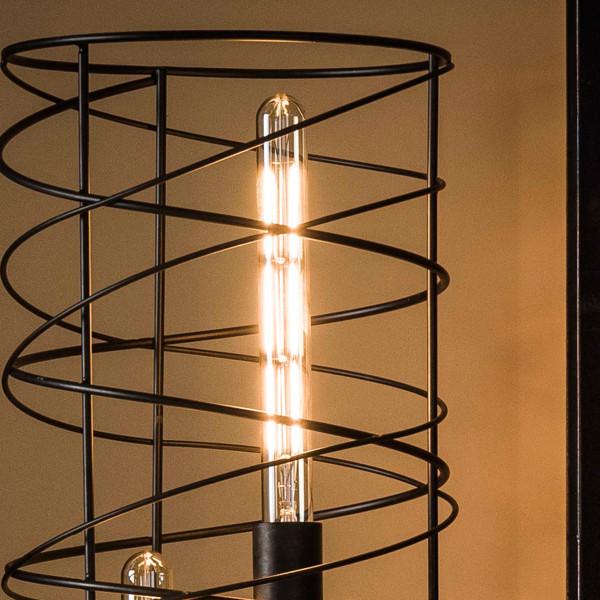Buisvormige kooldraad LED-lamp 30 cm