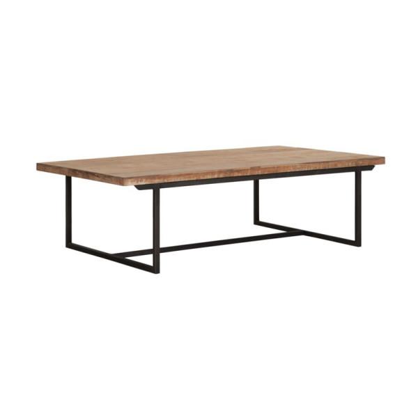 Teakhouten salontafel