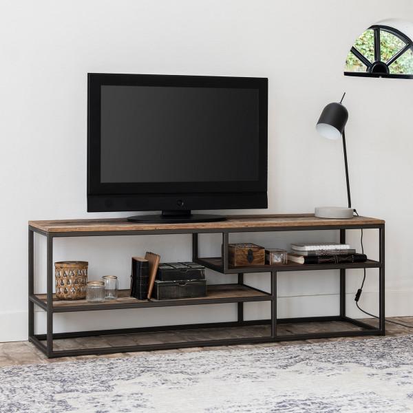 Teakhouten tv-meubel
