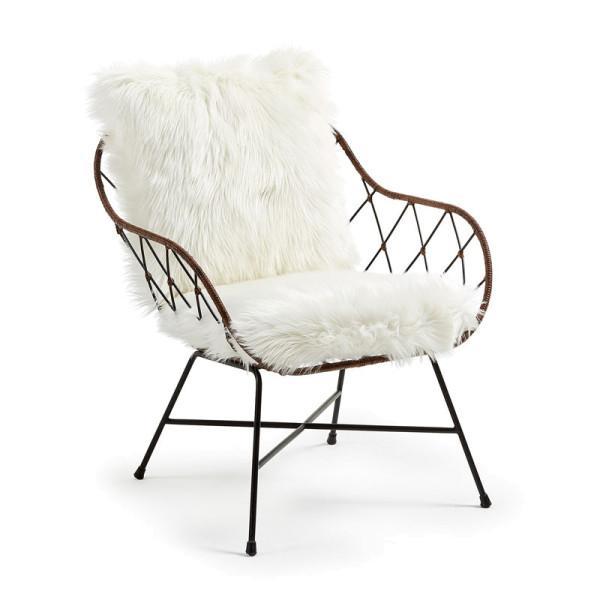 Design rotan fauteuil