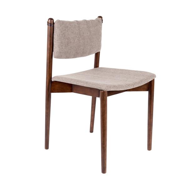 Retro design houten stoel