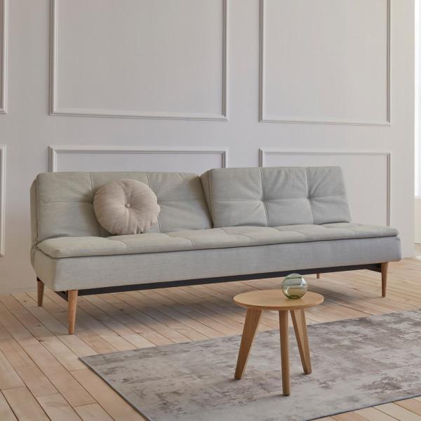 Luxe design slaapbank met topmatras