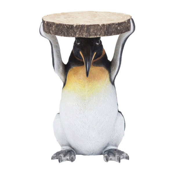 Bijzettafeltje pinguin