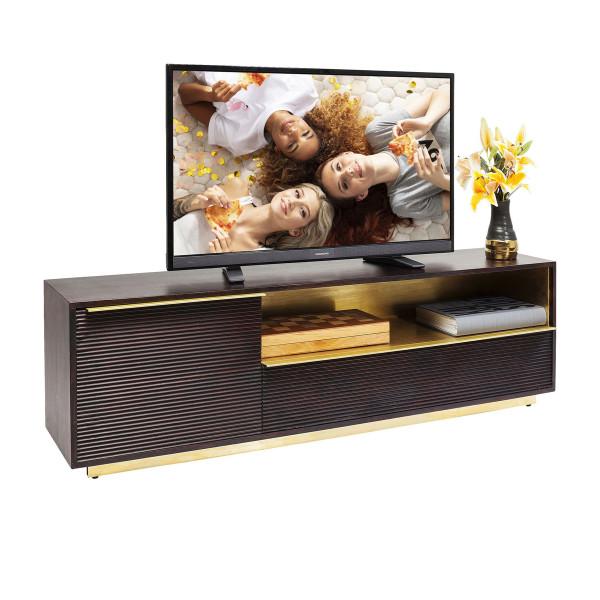 Tv-meubel messing