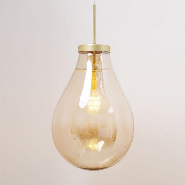 Peervormige hanglamp groot