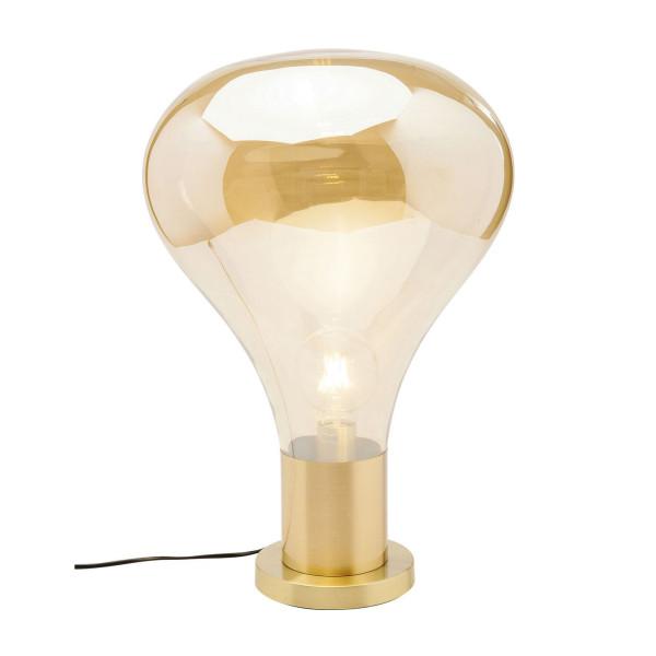 Peervormige tafellamp