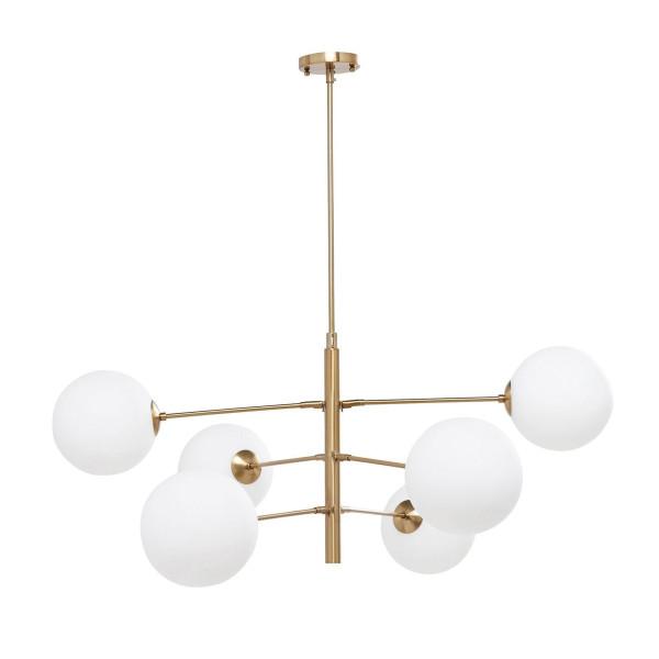 Hanglamp met bollen