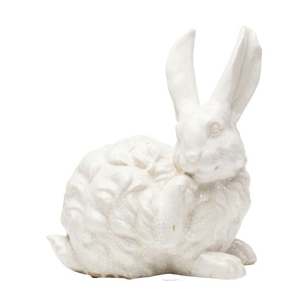 Deco beeld konijn 31 cm