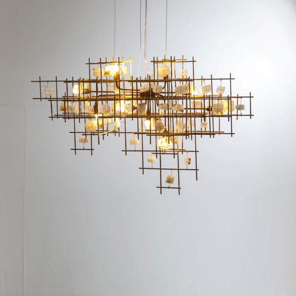Authentieke hanglamp