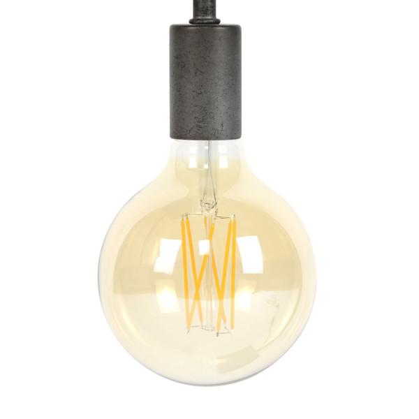 LED filament bol 9,5 cm