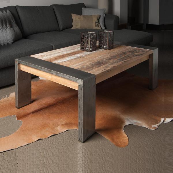 Rechthoekige salontafel