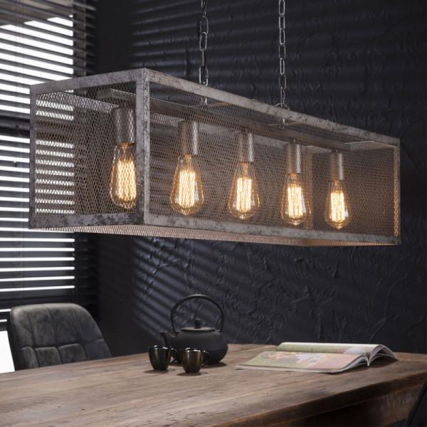 Industriele hanglamp raster 5L