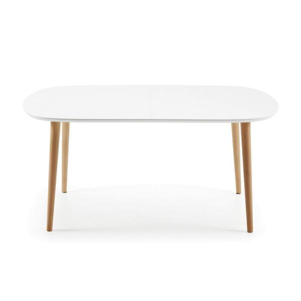 Uitschuifbare tafel 160