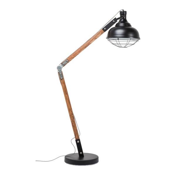 Vloerlamp industrieel
