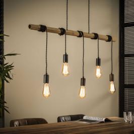 Bamboe hanglamp