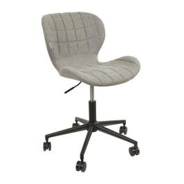 Design bureaustoel gestoffeerd
