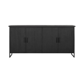 Zwart dressoir Beam No. 1