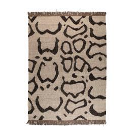 Wollen tapijt Afrikaans