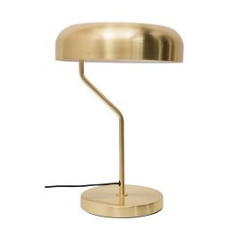 Metalen tafellamp