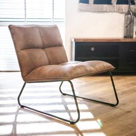 Industriële design fauteuil