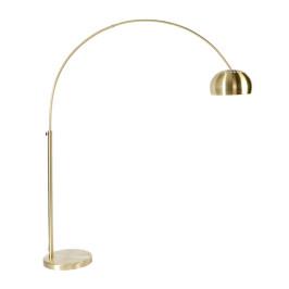 Gouden booglamp modern