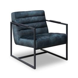 Stoere fauteuil samenstellen