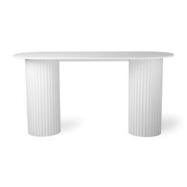 Sidetable op Griekse pilaren