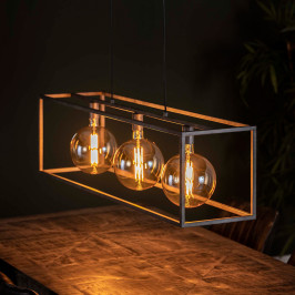 Industrielele hanglamp 3-lamps