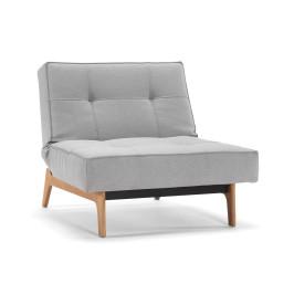 Design fauteuil eiken